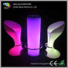 LED Bar Glowing Chair