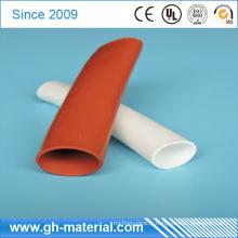 Douille de rétrécissement de la chaleur en caoutchouc de silicone de haute température pour le câble