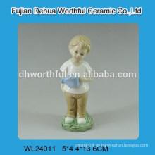 Handsome Junge Design Keramik Hochzeit Dekoration
