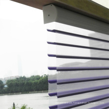 Wholesale Excellent Quality Custom Tag Sliding Exterior Decorative Window Shangri -la Blinds