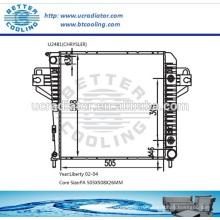 CHRYSLER Радиатор Свободы 02-04 OEM: 52080118AA / 52080118A / 52080120AB