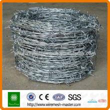 Galvanized Barbed Wire Mesh Roller