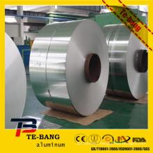 interleaf paper aluminium coil