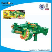 Brinquedo elétrico da arma da bala macia elétrica