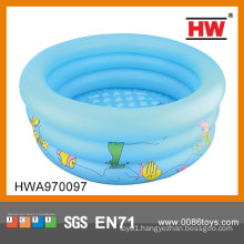 Hot Selling 90CM PVC Inflatable Baby Swimming Pool