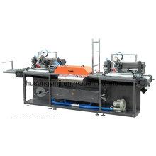2 Farben Ribbon Label Silk Siebdruckmaschine