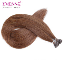 Factory Wholesale 100% Cheap Straight I Tip Hair Extension