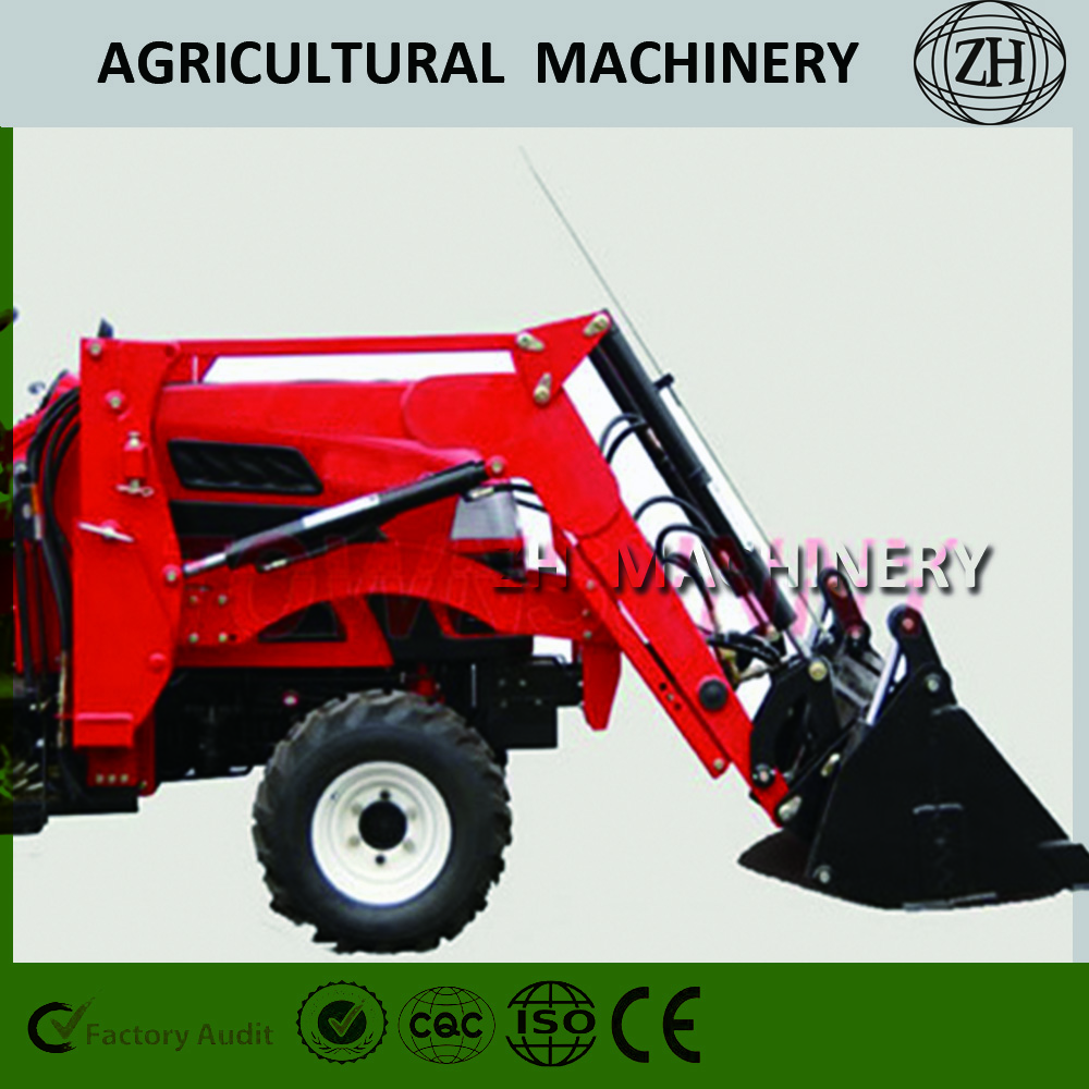 Brand New Small Tractor with Front Loader