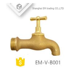 ЭМ-Фау-параметр b001 петух Тип высокое качество латунь наружная резьба Кран
