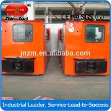Locomotive électrique de batterie de preuve de flamme de 5t pour la mine souterraine pour la grande promotion