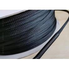 Manchon tressé haute densité pour la protection des câbles