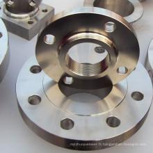 ISO 9001 Chine Fabrication Personnalisée Haute Précision Partie D'usinage