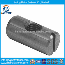 Stainless steel cross dowel M6 for furniture