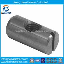 Cavilha de aço inoxidável M6 para móveis