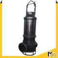 Bomba de lodo sumergible resistente al desgaste con agitador