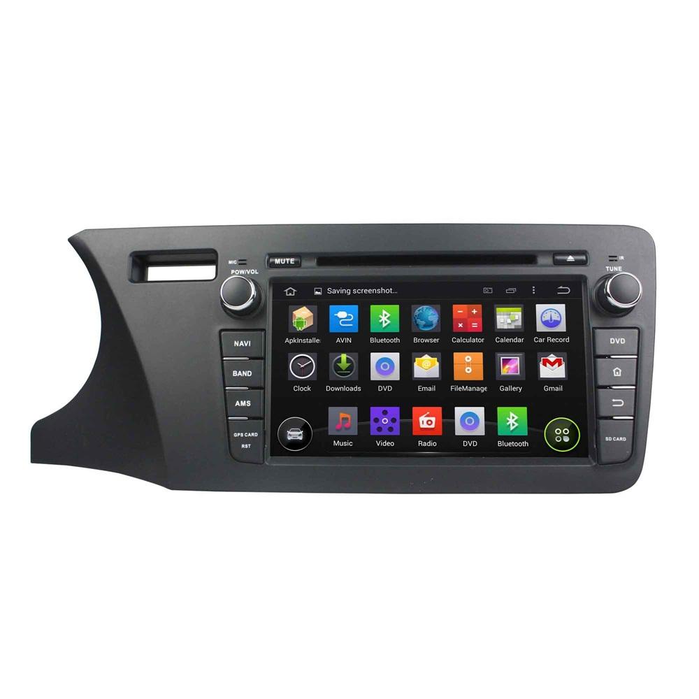 CITY 2014 8 inch Honda dvd player