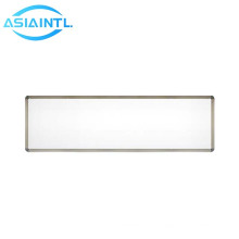 Directly factory  whiteboard blackboard aluminum frame 100x70 cm 60x40 cm for school office