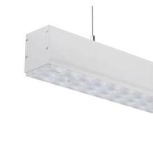 work shop office 15w 20w 30w 45w ultra slim batten flush mount industrial led tube linear light