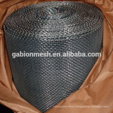 Crimped wire mesh/barbecue wire mesh/stainless steel wire mesh