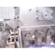 Best Quality Horizontal Fluidizing Drying Machine