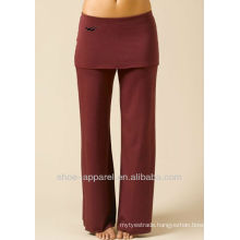 Wholesale India light weight yoga pants for women
