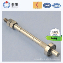 China Supplier Carbon Steel Precision Drive Shaft