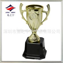 Изготовленный на заказ дешевый награду сувенир трофей Евровидения