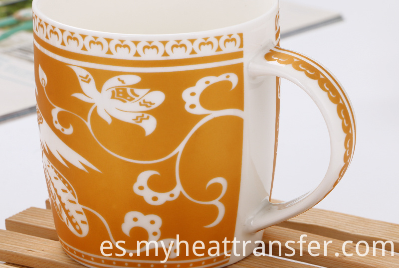 Gold Coffee Mugs