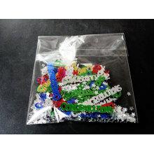 Congratulations glitter confetti