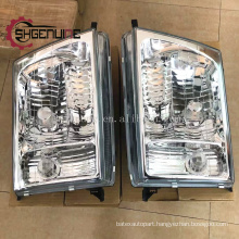 Saihuang Wholesale head lamp OME 81059-60040 81019-60040 for land cruiser 100 head lights set