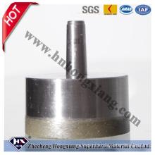 Cone Shank Sintered Diamond Core Drill Bit for Glass
