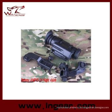 Militärische Dummy einer Pvs-14 Nvg-Night Vision Goggle Modell