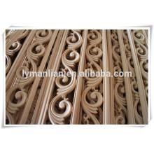 Gabinete de uso de madera maciza / marco de la ventana decoración de pared