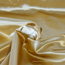 """Protex Taille 60 """"X10yds Champagne Color Satin Fabric Supplier"""