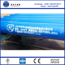 ST42anti-corrosion seamless steel pipe cement mortar lining