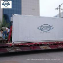 Tianjin LYJN 40 pies contenedores de congelador de sala fría en venta