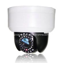 10X Zooming CCTV IR Mini PTZ High Speed Dome Camera