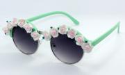 Seckill Fashion Flower Sunglasses (C0099)