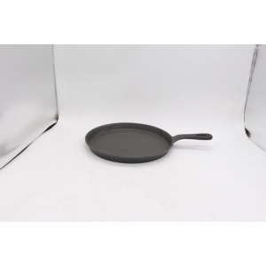 Cast Iron Round Cooking Pan Pan Rata