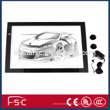 Led light animation tracing board with high qulity and adjustable light for children