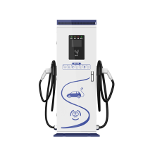 New energy electric bus car charging station bus