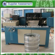 Automotive fuel filter core making machine