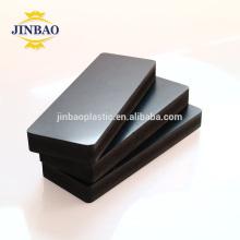 Plástico Jinbao 1220x2440mm 2mm 3mm 5mm placa rígida placa de pvc