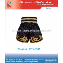 Customized your name and design thai muay boxing shorts