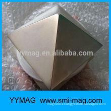 pyramid neodymium magnet