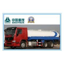 23.5m3 Sinotruk / camion de réservoir d'eau de Cnhtc HOWO / camion de gicleurs (JYJ5312GSS)