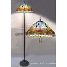 Décoration intérieure Tiffany lampe Lampe de table T16256f