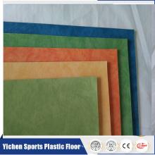 Le plancher imperméable de plancher de mousse de plancher de PVC de supermarché de garage de pièce de garage arrière