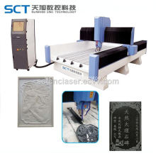 1300*1800mm Natural Stone Engraving Machine CNC 3D
