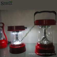 Lámpara solar del LED, lámpara solar del LED, linterna solar, luz solar